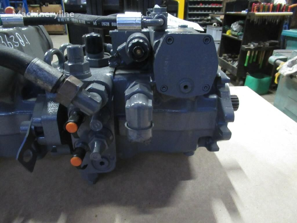 HYDROMATIK BOMAG spare parts for BOMAG BC670RB compactor