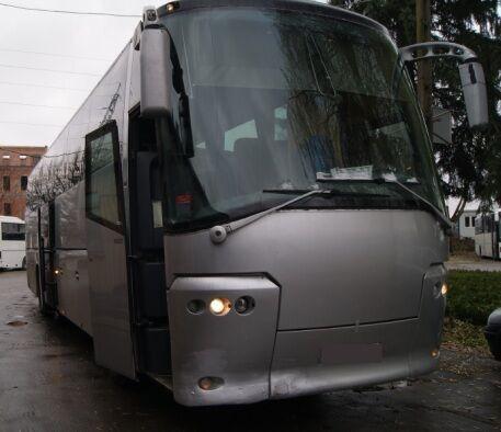 Wszystkie części BOVA spare parts for BOVA MAGIQ bus
