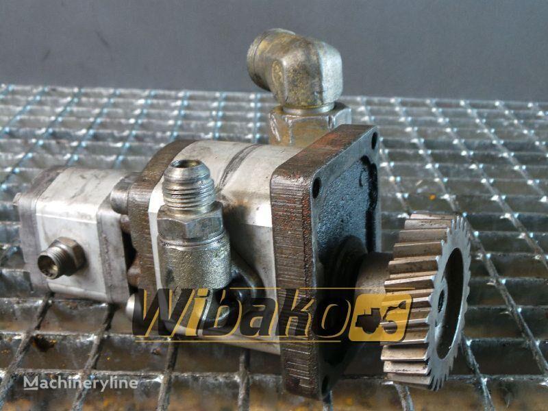 Gear pump Bosch spare parts for excavator