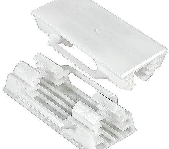 ŚLIZG LISTWY  CARGO FLOOR spare parts for CF 25 x 25 MM, 100sztuk. semi-trailer