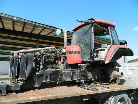 b/u zapchasti / used spare parts CASE IH spare parts for CASE IH MX 200 MAGNUM tractor