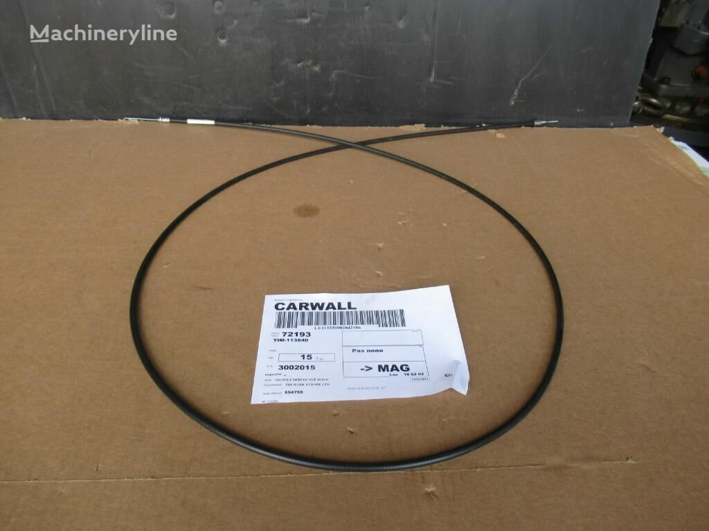 Overige CATERPILLAR TIM113840 spare parts for excavator