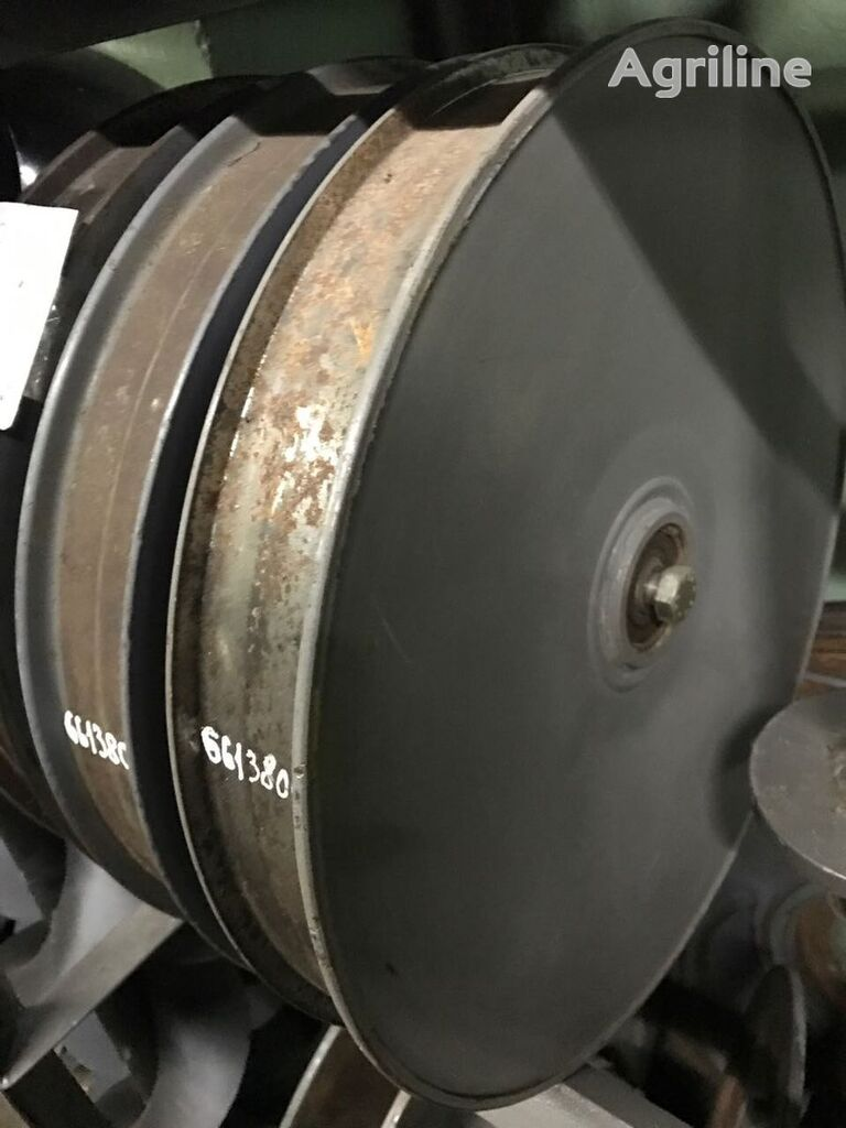 Obvodnoy rolik dlya kombaynov Claas  CLAAS spare parts for CLAAS combine-harvester