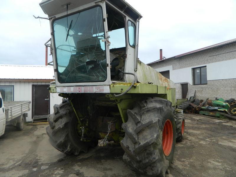 b/u zapchasti/ used spare parts spare parts for CLAAS JAGUAR 690 maize header