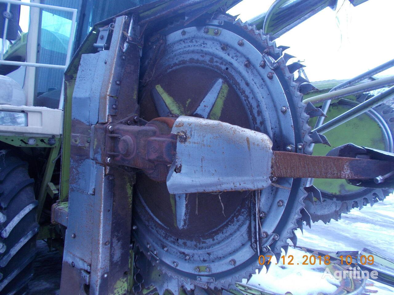 rotornaya CLAAS RU 450 spare parts for reaper