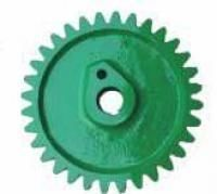 new shesternya, Z=32 spare parts for CLAAS markant, trabant baler