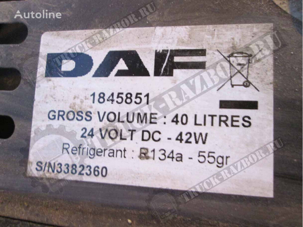holodilnik DAF spare parts for DAF tractor unit