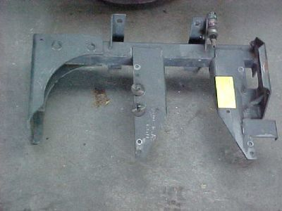Steun spatscherm DAF spare parts for DAF   truck