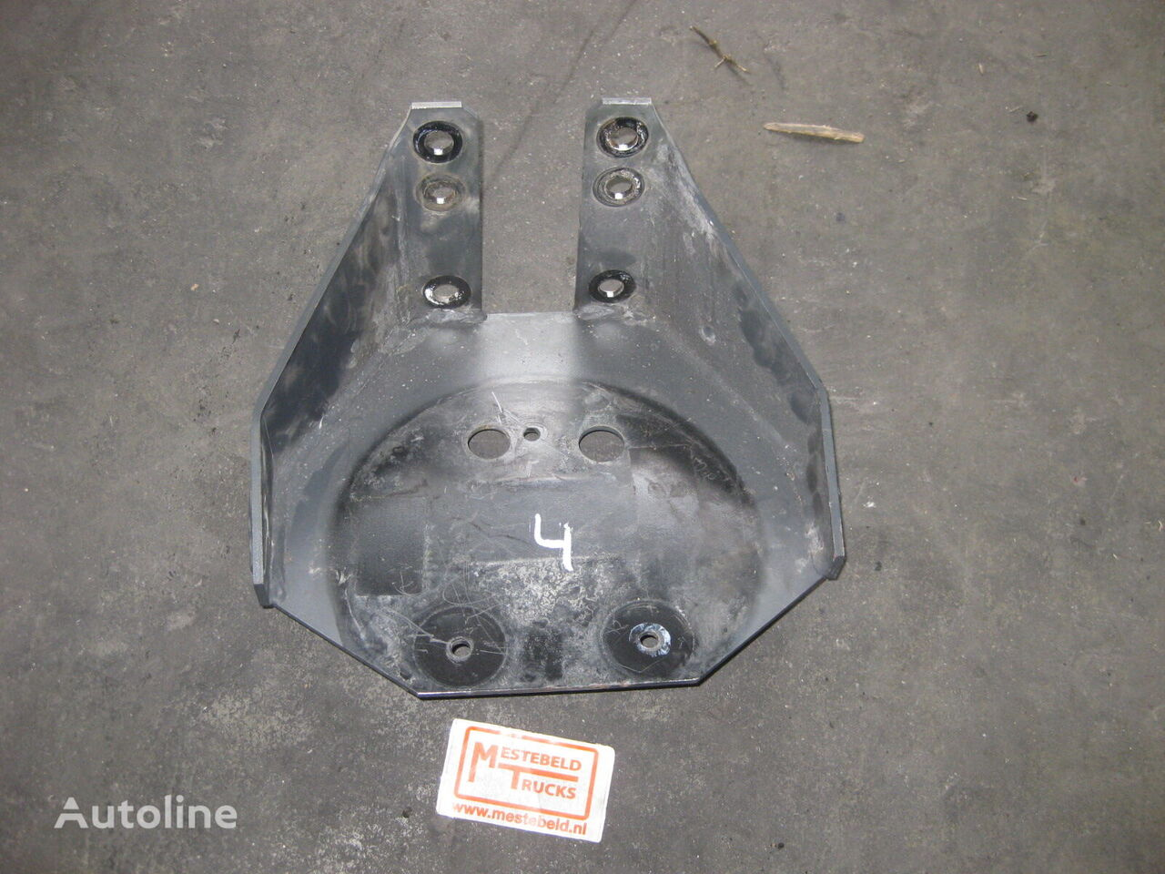 steun luchtbalg DAF spare parts for DAF XF 95 truck