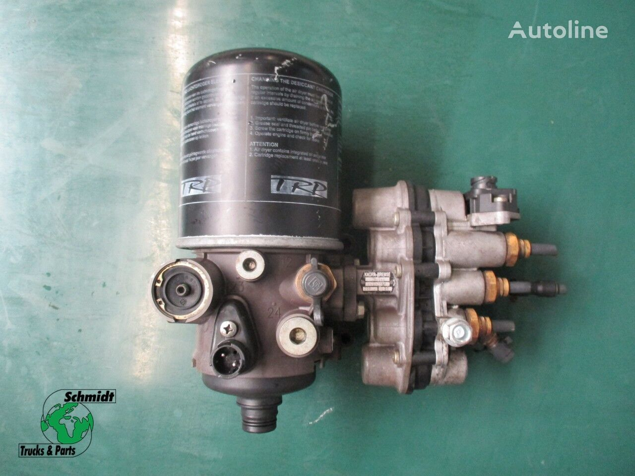 Air dryer DAF 1403422/1701116 spare parts for tractor unit