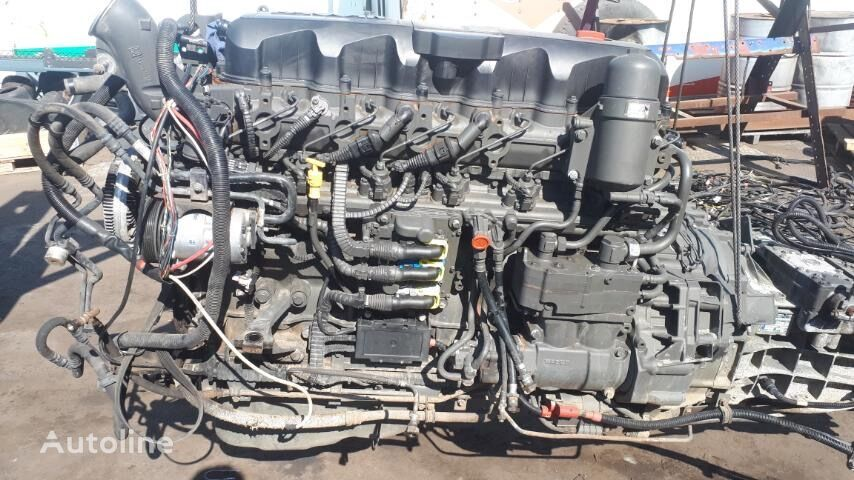 Motor 2013  Daf XF\CF Euro 5 A-class 460!!! DAF A-133774 spare parts for DAF Paccar  tractor unit