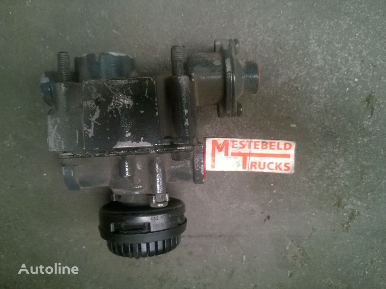 Relaisventiel leeg-last spare parts for DAF Relaisventiel leeg-last truck