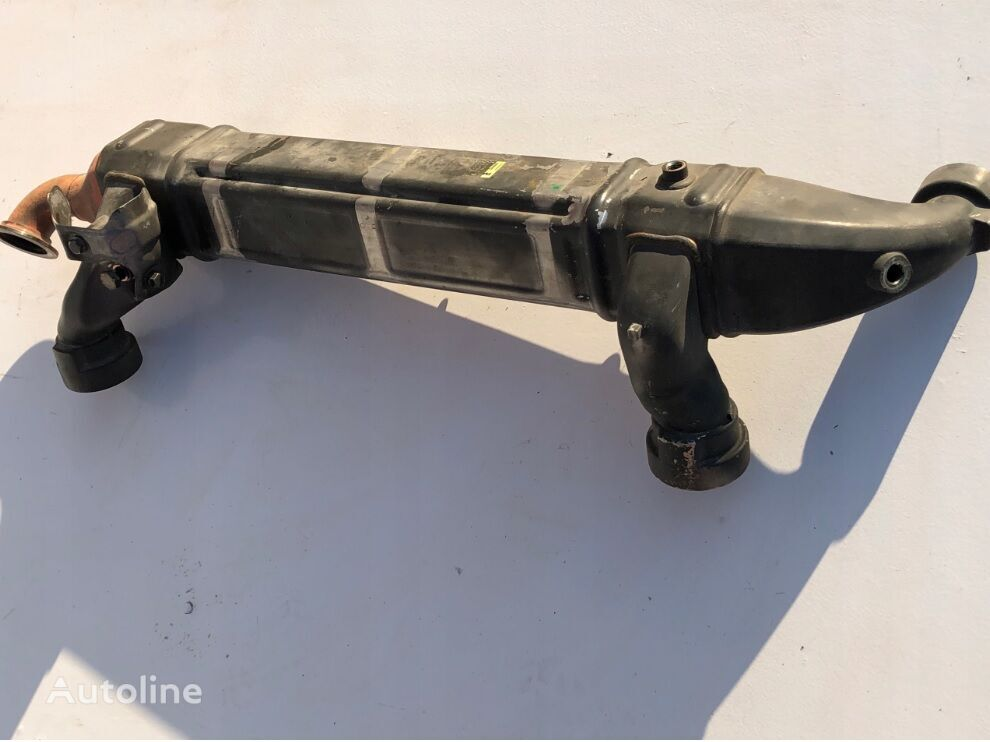 DAF XF 106, EURO6, EURO 6 emission EGR cooler unit, EGR cooling Exhaust gases radiator DAF XF 106 MX-11320-MX-13390, 1922163, 2037337, 1892359, 2037337, 2162360 DAF XF 106, EURO6, EURO 6 emission EGR cooler unit, EGR cooling Exha spare parts for DAF XF, 106XF EURO6, CF tractor unit
