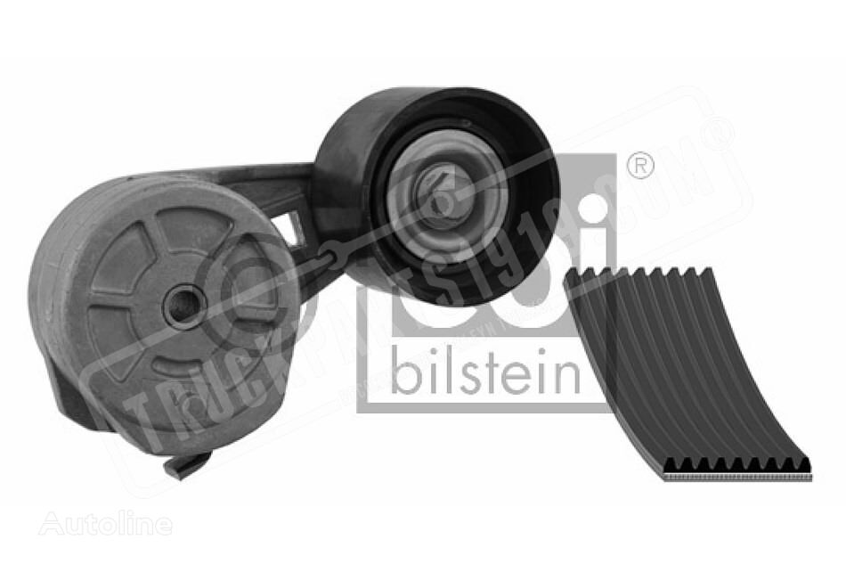 Auxiliary belt kit FEBI BILSTEIN spare parts for truck