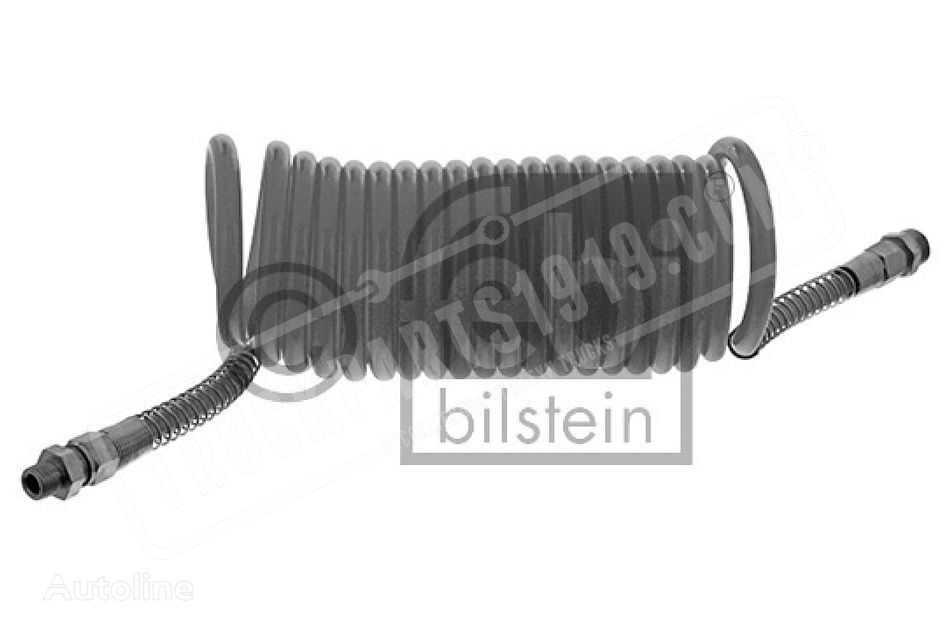 Air coil with two adapters FEBI BILSTEIN spare parts for truck