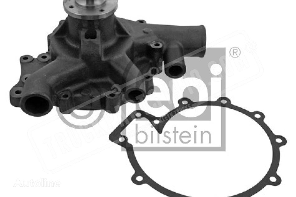 Water pump with gasket FEBI BILSTEIN spare parts for truck