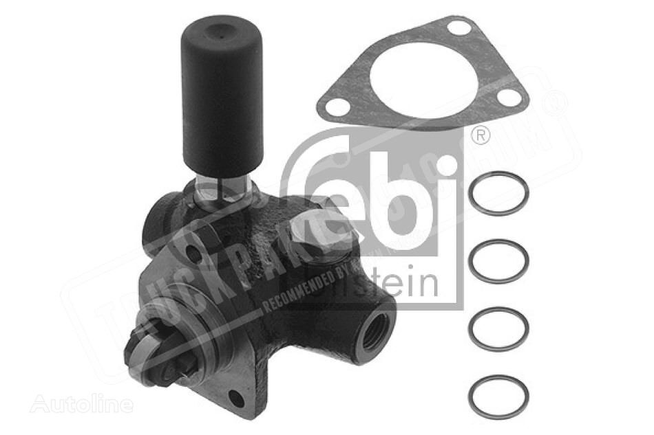 Fuel feed pump with sealing rings and seal FEBI BILSTEIN spare parts for truck