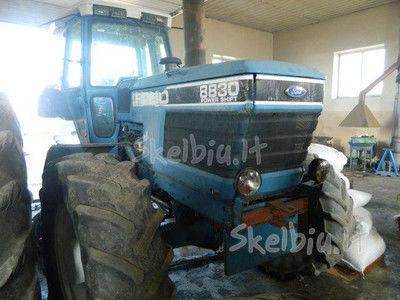 spare parts /b/u zapchasti spare parts for FORD 8830 tractor
