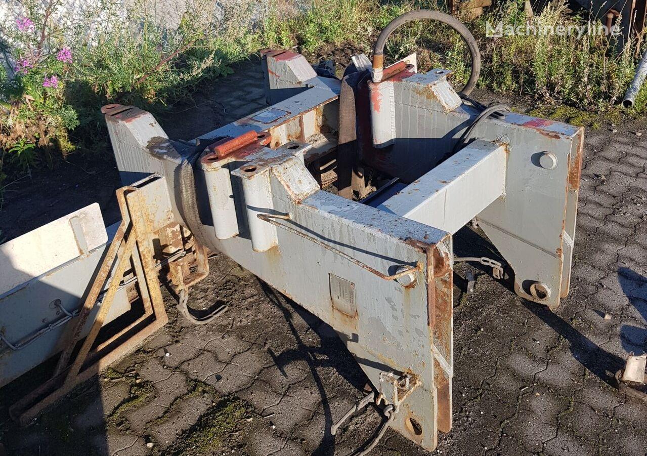 HMF KRANKONSOL  HMF CRANE CONSOLE spare parts for mobile crane
