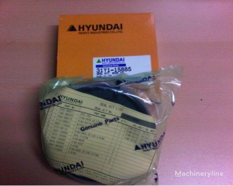 Remkomplekt gidrocilindra strely 31Y1-15885 (Seal Kit) HYUNDAI spare parts for HYUNDAI R200 W7  excavator