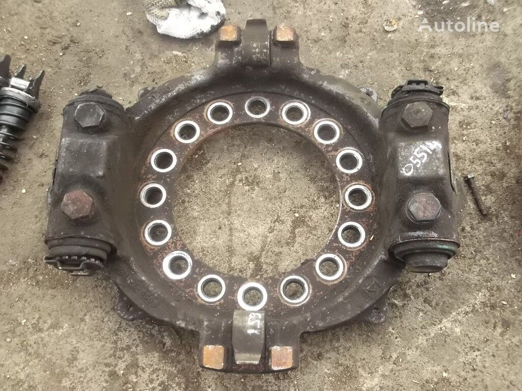 Shchit opornyy zadniy  IVECO spare parts for IVECO truck