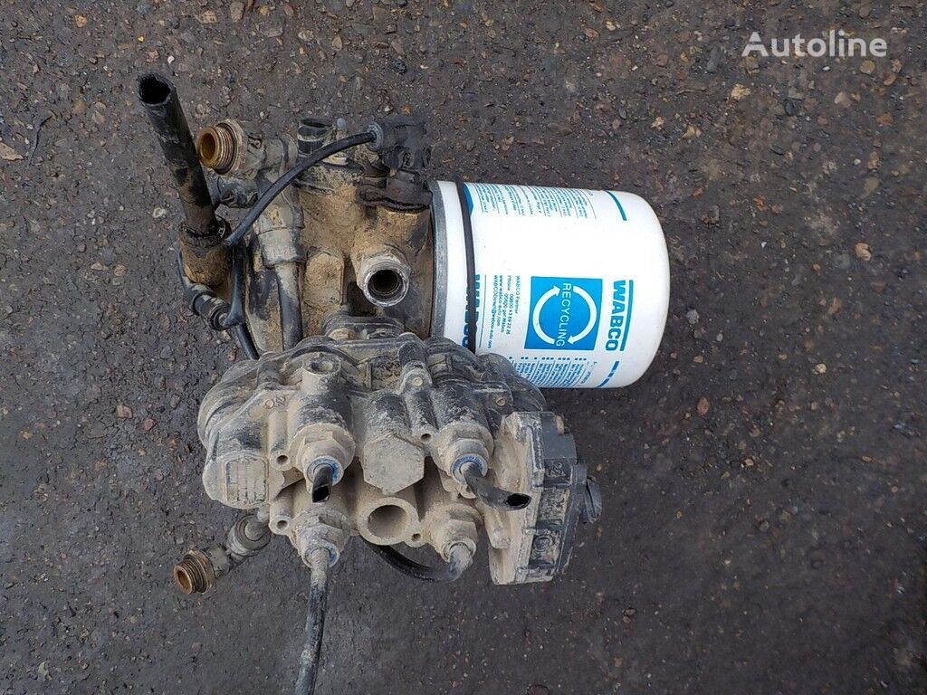 Osushitel  IVECO spare parts for IVECO truck