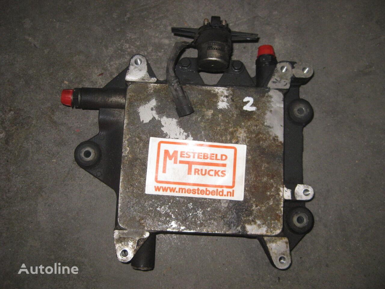 Brandstofkoeler spare parts for IVECO truck