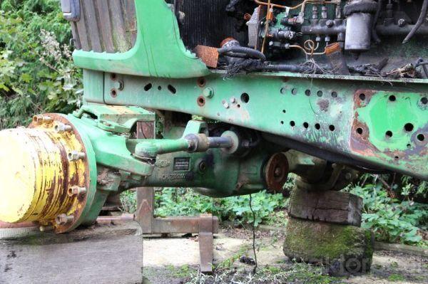 JOHN DEERE 6920 b/u zapchasti / used spare parts JOHN DEERE spare parts for JOHN DEERE 6920 tractor