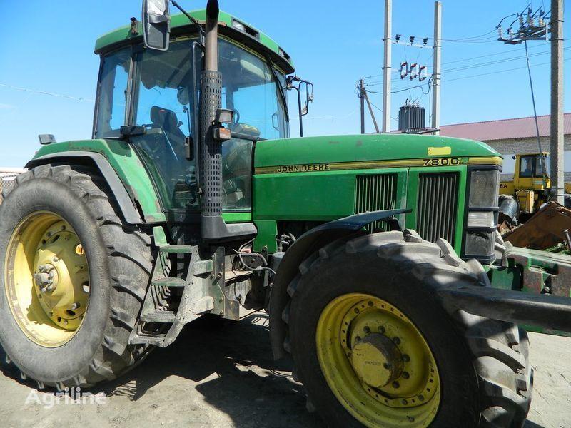 b/u zapchasti / used spare parts JOHN DEERE spare parts for JOHN DEERE 7800 tractor