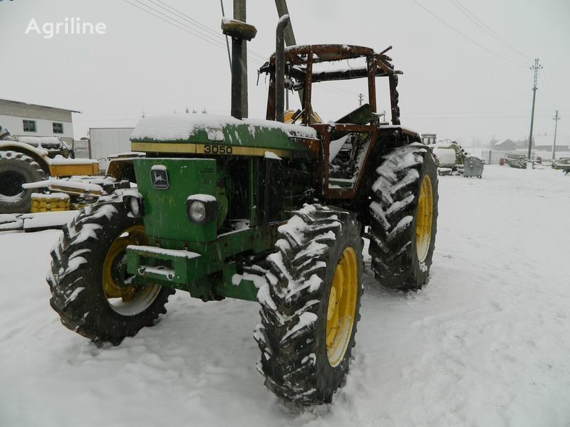 b/u zapchasti / used spare parts JOHN DEERE spare parts for JOHN DEERE 3050 tractor