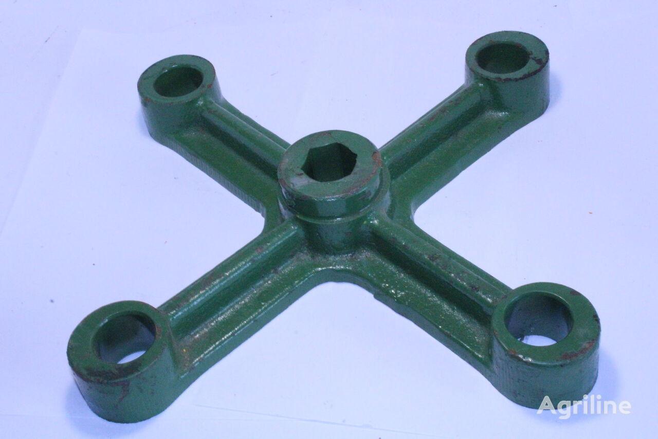 Spayder, opora podborshchika, 5-ti konechnyy, press-podborshchik John Deere, E137786 JOHN DEERE 346 (E137786) spare parts for JOHN DEERE 346-342-359 baler