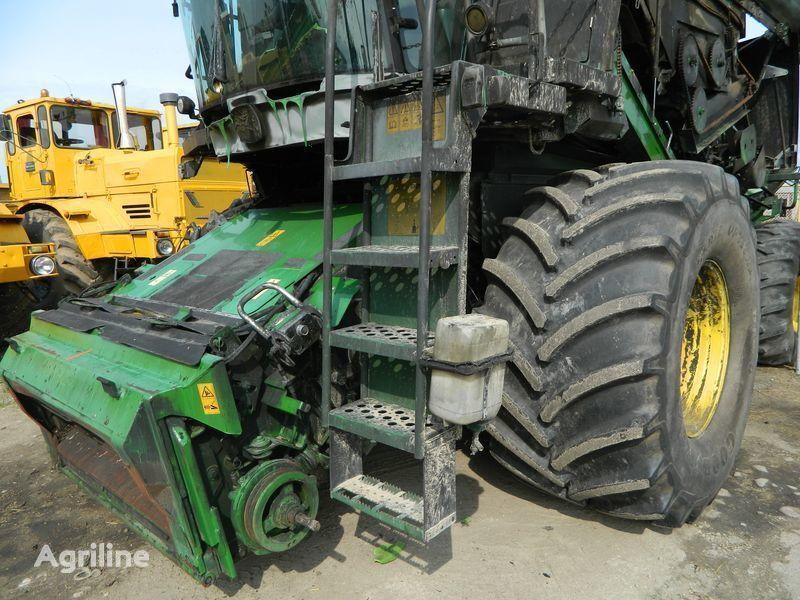 b/u zapchasti / used spare parts spare parts for JOHN DEERE WTS 9640i combine-harvester