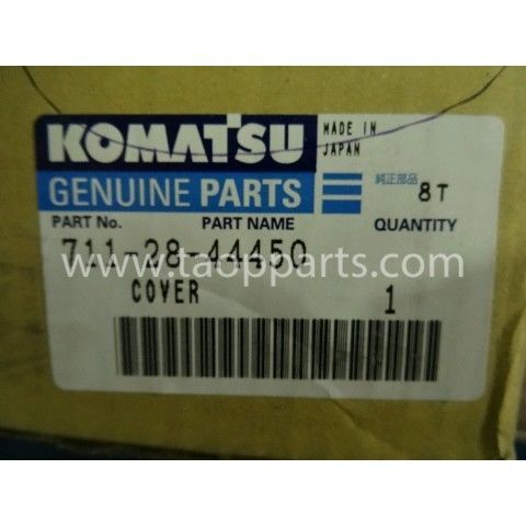 Cover KOMATSU spare parts for KOMATSU HD785-3 construction equipment