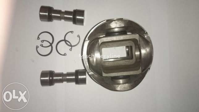 Obudowa, 2 kołyski, 8 miseczek, 2 łączniki krzyżaków, pierścienie KRAMER spare parts for KRAMER  312 SE SL 212; 412; 416; 512; 516 material handling equipment