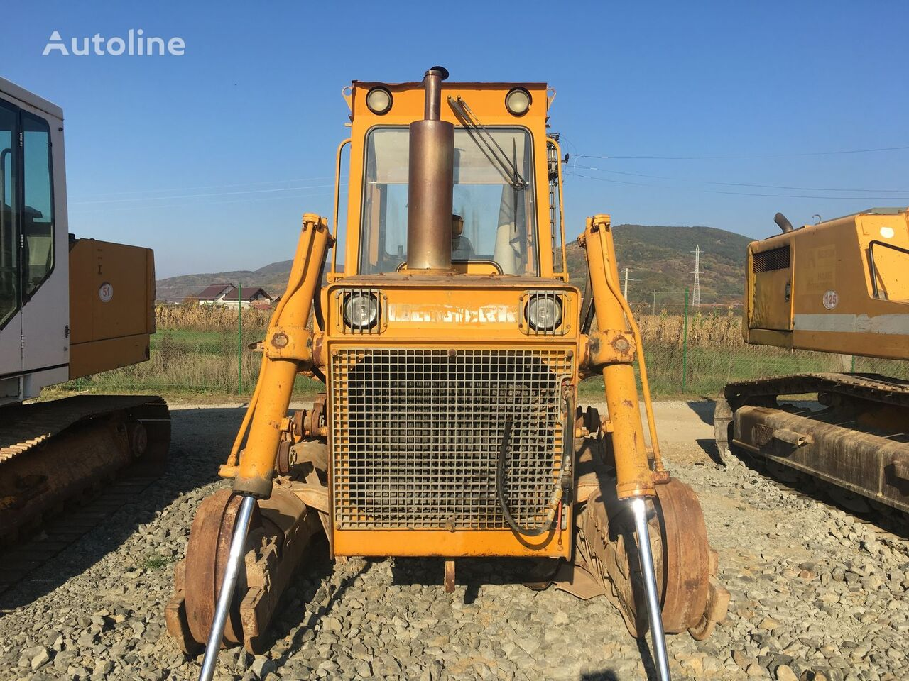 Buldozer  LIEBHERR PR 731 spare parts for bulldozer