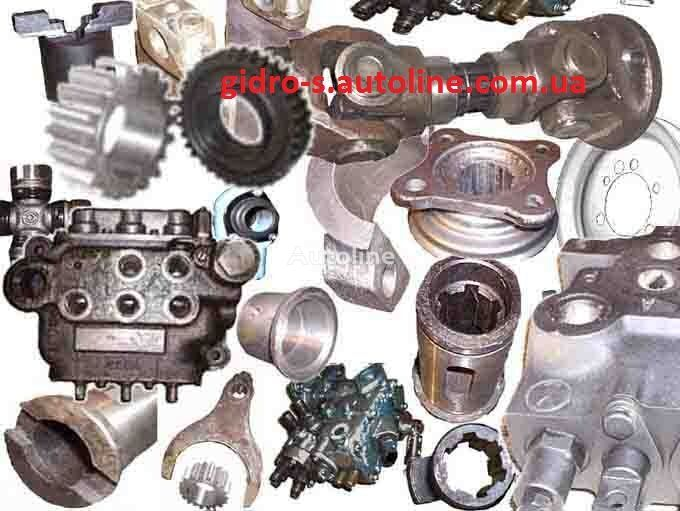 zapchasti LVOVSKII spare parts for LVOVSKII material handling equipment