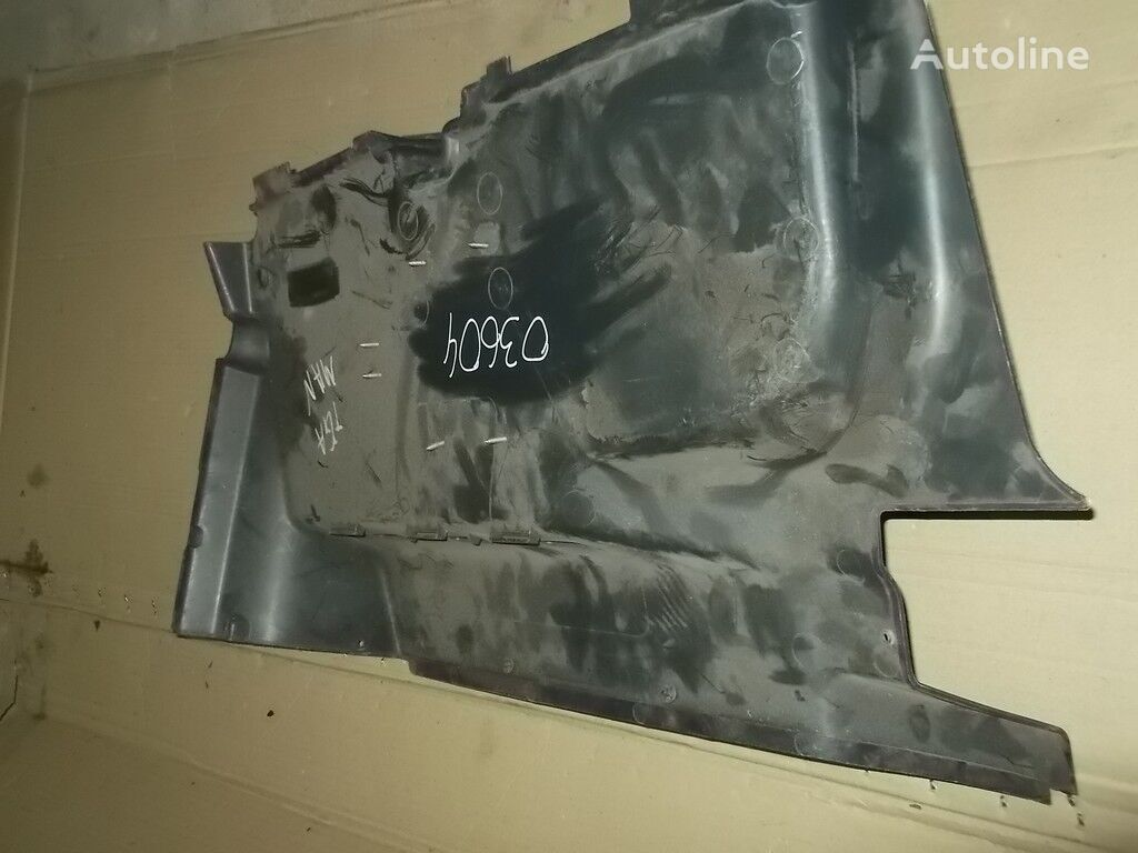 Obshivka peredney stenki MAN spare parts for truck