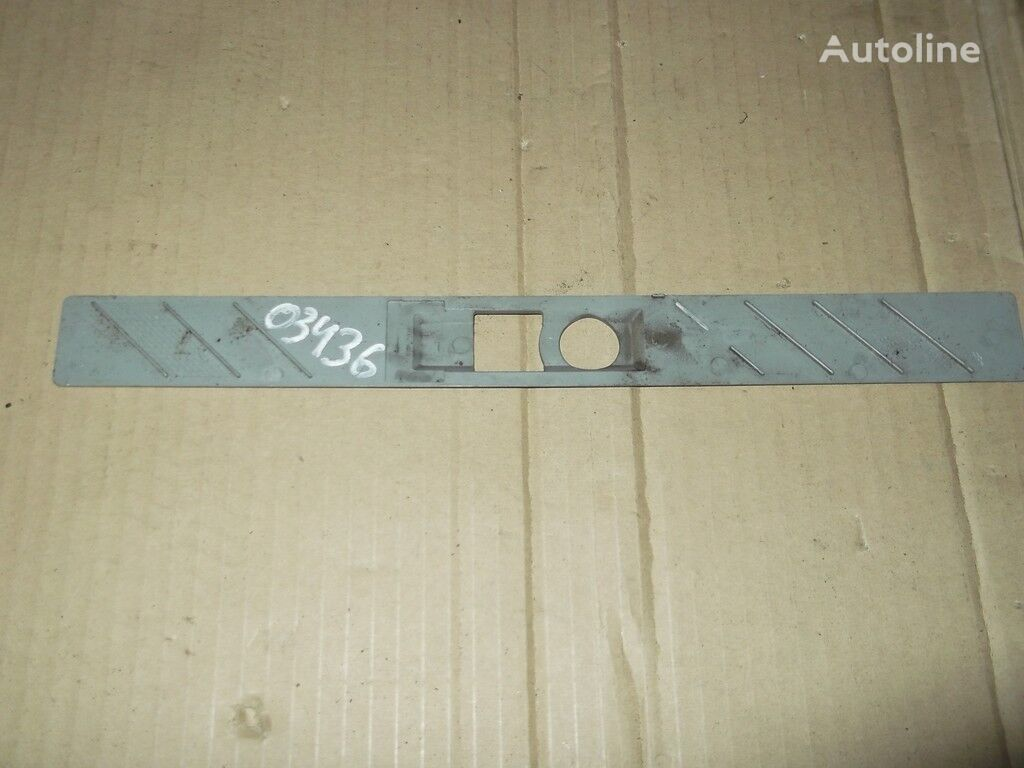 Zolotnik spare parts for MAN truck