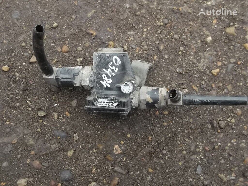 Remkomplekt,usilitel privoda scepleniya spare parts for MAN truck