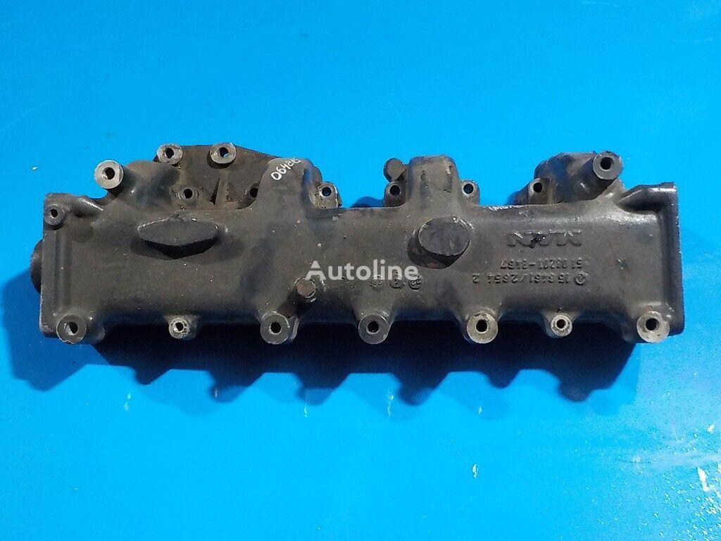 Truba vozduhoraspredelitelya spare parts for MAN truck