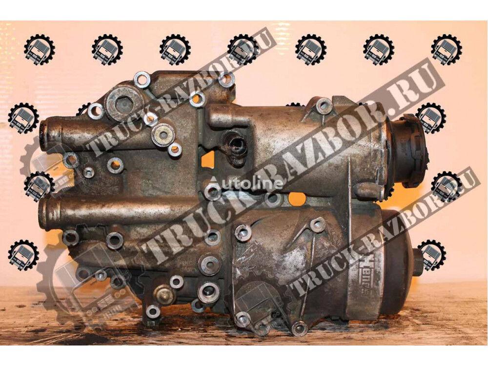 korpus teploobmennika(v sbore) MAN spare parts for MAN TGS  tractor unit