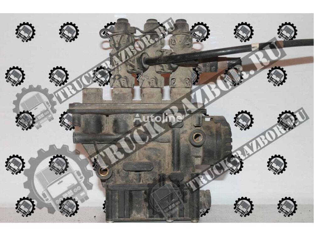 blok upravleniya podushkami zadney osi (klapan ECAS) MAN spare parts for MAN TGS  tractor unit
