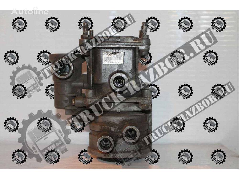 modulyator upravleniya tormozami pricepa MAN (81.52301.6206) spare parts for MAN TGS tractor unit