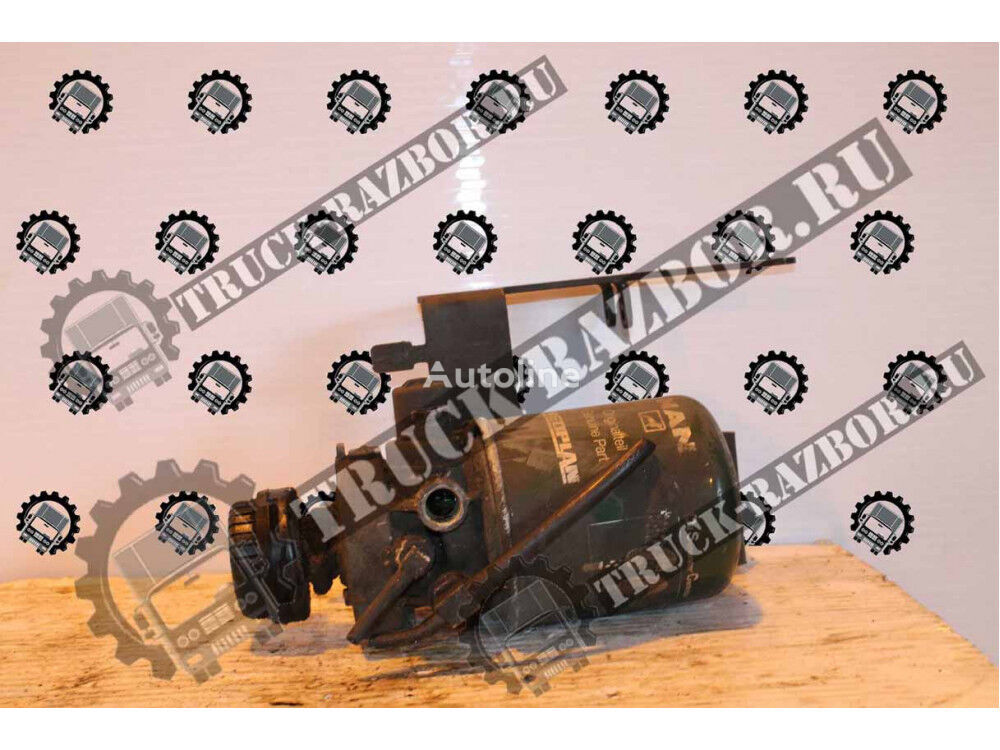 osushitel (v sbore) MAN spare parts for MAN TGS  tractor unit