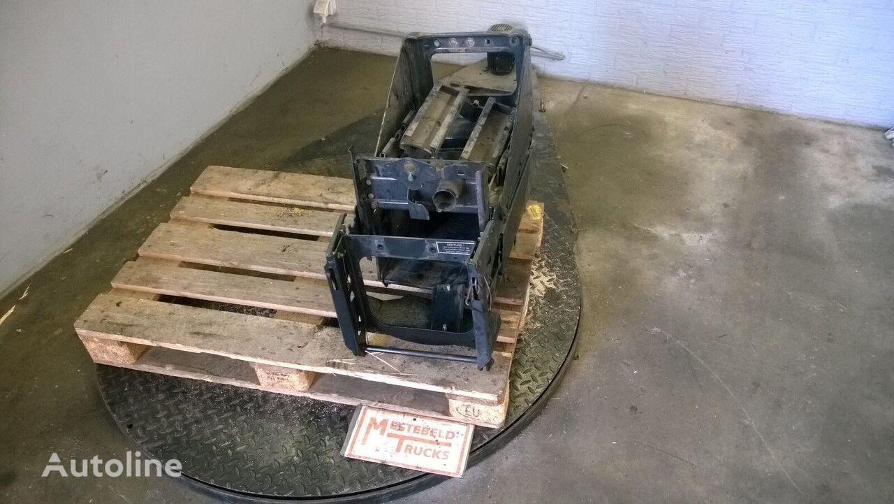 Accubak spare parts for MAN truck