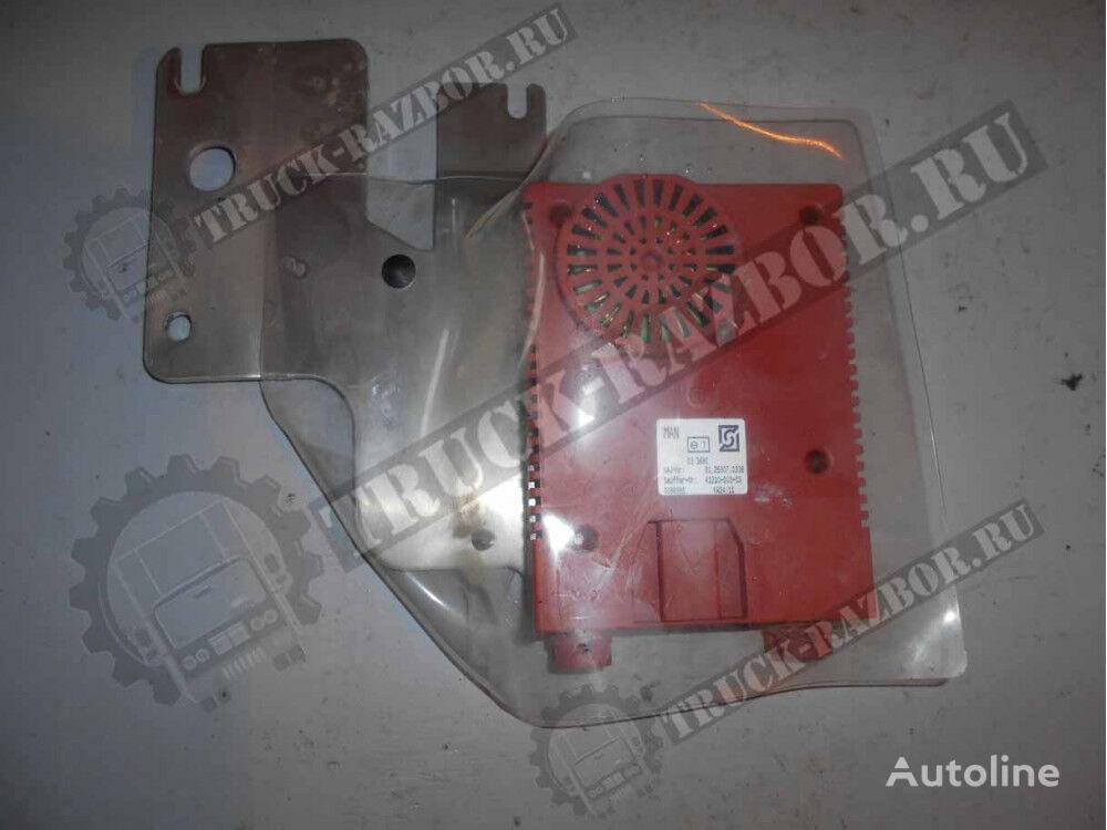 preobrazovatel napryazheniya spare parts for MAN tractor unit