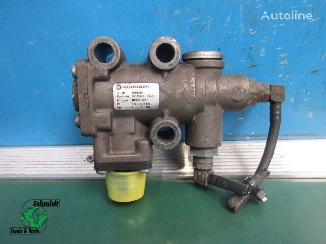 51.25902-0064 Shift Mechanisme MAN spare parts for MAN TGS  truck
