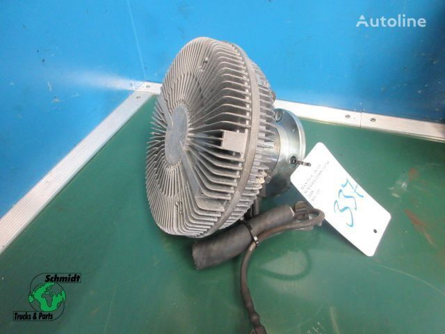 Visco MAN (51.06630-0131) spare parts for MAN TGS truck