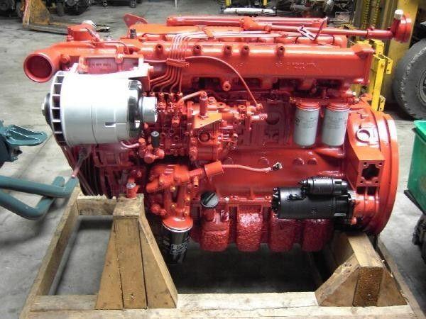 spare parts for MAN D0826 LOH bus