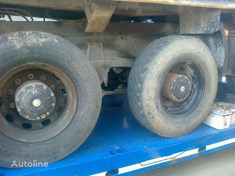 spare parts for MAN ZWOLNICA MAN 8x8 6x4 6x6 4x4 3000 zl netto truck